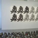 7. Colonie de molènes, vue partielle de l'exposition
